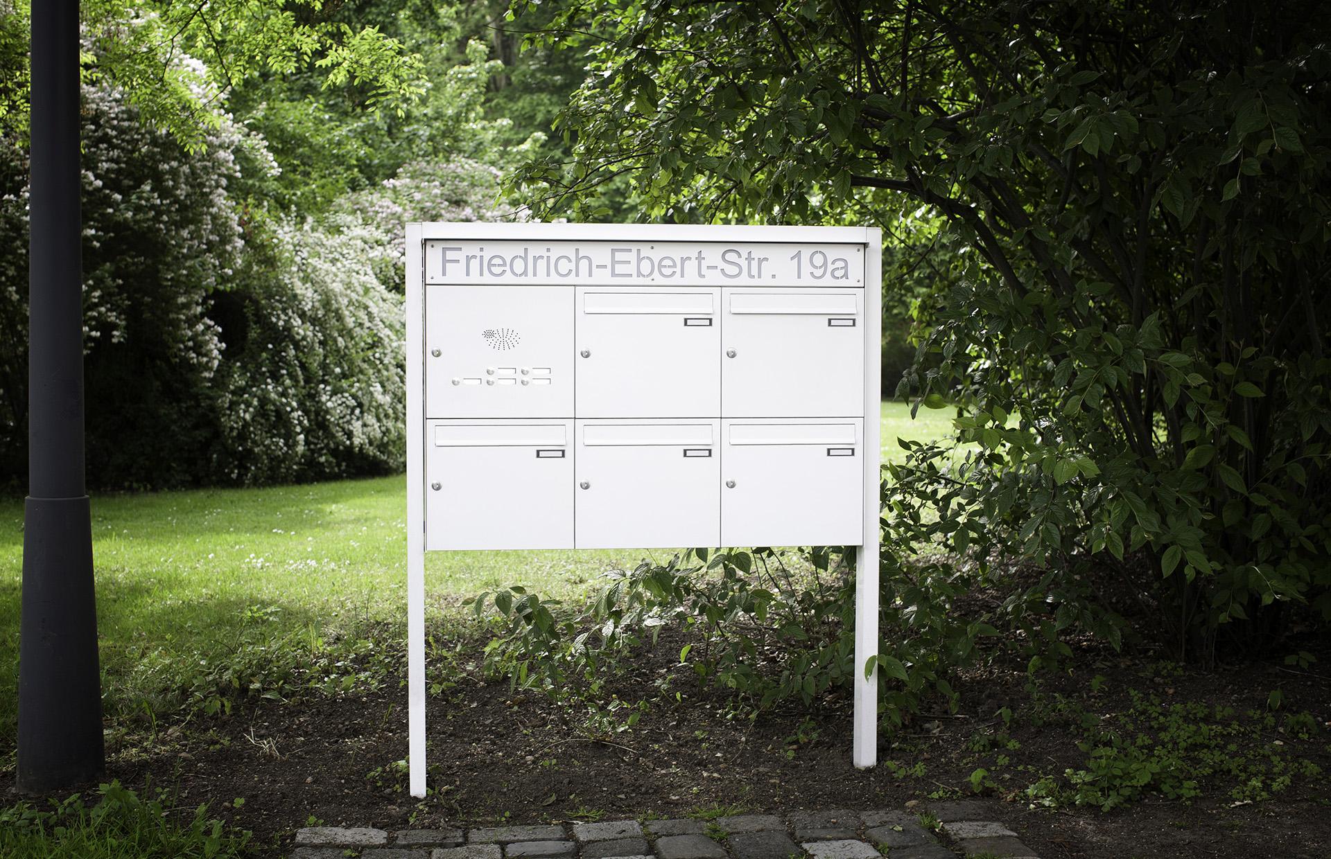 Fototour Leipzig, Friedrich-Ebert-Str. 19a,  (weitere Ansichten/Bilder vorhanden)