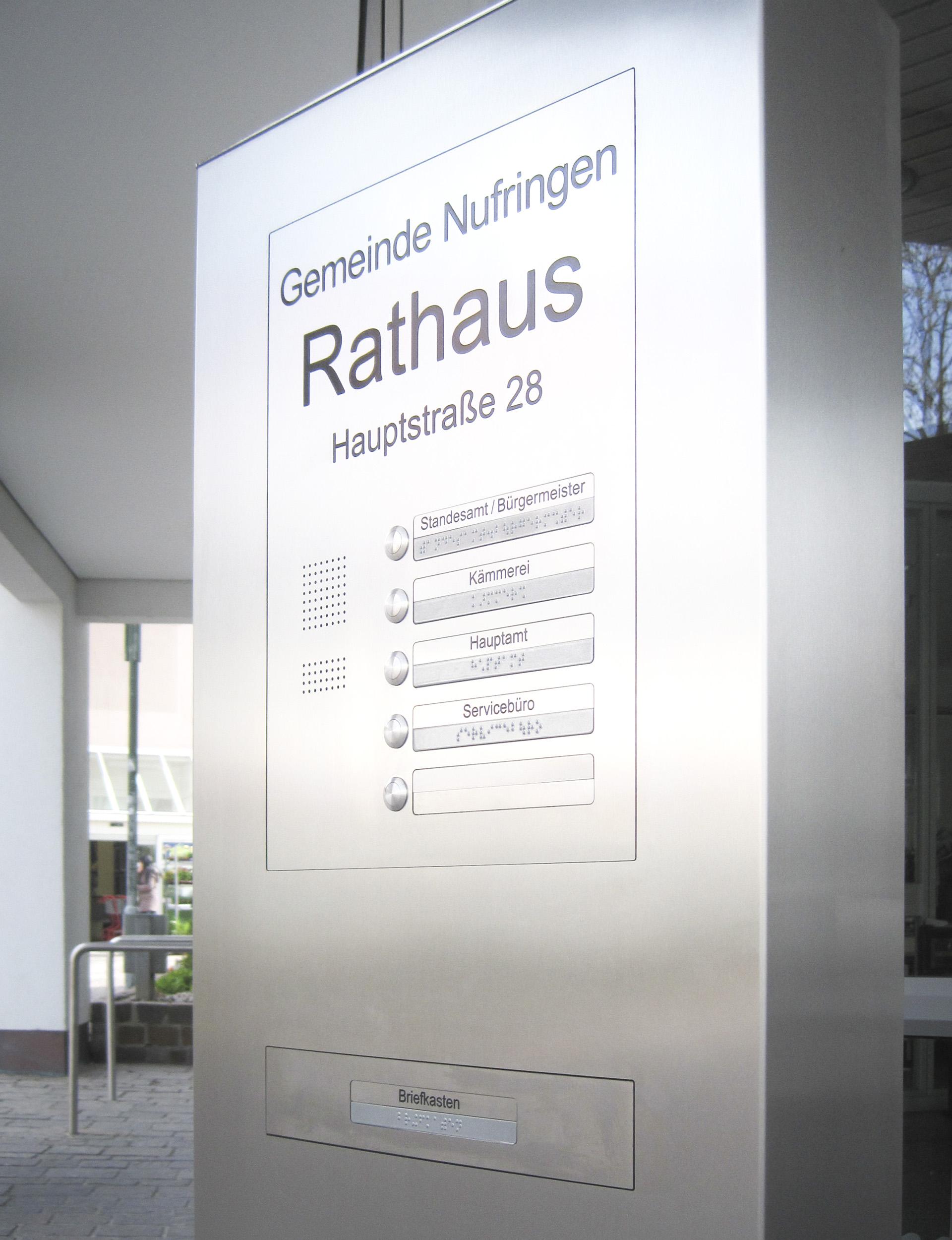 Rathaus, Hauptstraße 28, 71154 Nufringen